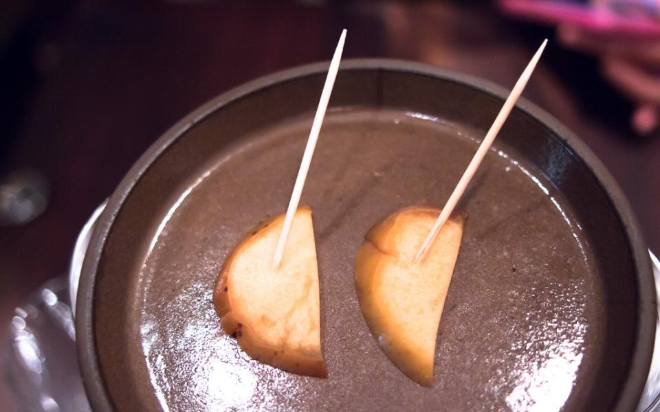 1 v omena / Hannan soppa