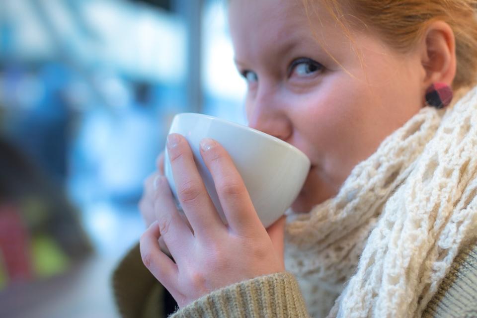 Skåningen Kaffebar / Hannan soppa